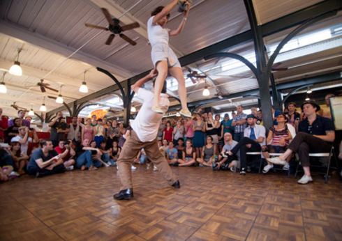 The New Orleans Swing Dance Festival & The Ultimate Lindy