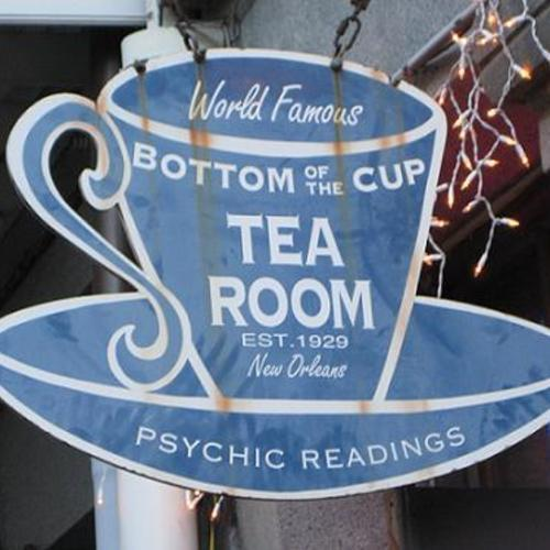 Bottom of the Cup Tearoom / Psychic Reading & Gifts